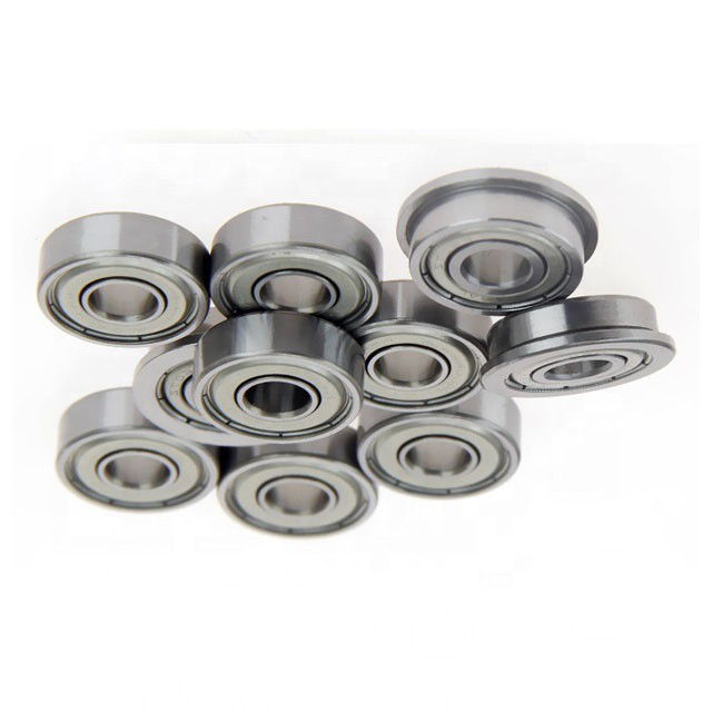 NSK brand 8x16x5 Rubber Sealed ball Bearing 688-2RS