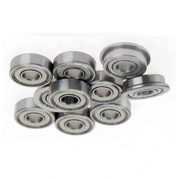 NSK brand 8x16x5 Rubber Sealed ball Bearing 688-2RS #1 image